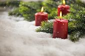 3Rd Advent Candles