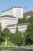 Sig Buildings In Neuhausen Am Rheinfall