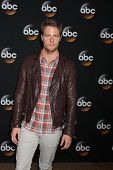 LOS ANGELES - JUL 15:  Jake McDorman at the ABC July 2014 TCA at Beverly Hilton on July 15, 2014 in