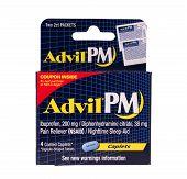 Advil Pm Pail Reliever