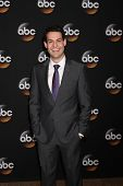 LOS ANGELES - JUL 15:  Andrew Leeds at the ABC July 2014 TCA at Beverly Hilton on July 15, 2014 in B