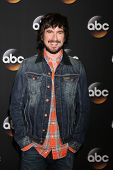 LOS ANGELES - JUL 15:  Nicolas Wright at the ABC July 2014 TCA at Beverly Hilton on July 15, 2014 in