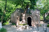 pic of mary  - The House of the Virgin Mary (Meryemana) Ephesus Turkey