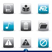 Icon series 3 - we universal