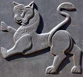 Lion symbol