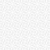 Seamless floral pattern. Vector texture background