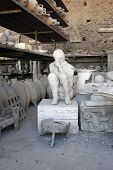 Ancient Artifacts From Pompeii