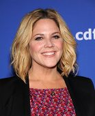 LOS ANGELES - DEC 04:  Mary McCormack arrives to the 2014 Beat The Odds on December 04, 2014 in Culver City, CA