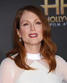 LOS ANGELES - NOV 14:  Julianne Moore arrives to the The Hollywood Film Awards 2014 on November 14, 2014 in Hollywood, CA