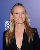 LOS ANGELES - AUG 14:  Anne Heche arrives to the HFPA Annual Installation Dinner 2014 on August 14, 2014 in Beverly Hills, CA