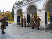 Warsaw, Tomb Of The Unknown Soldier