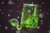 picture of peridot  - Peridot gem 