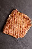 stock photo of rib eye steak  - rib - JPG