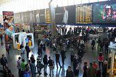 Roma Termini Train Station