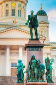Statue Of Emperor Alexander Ii Of Russia