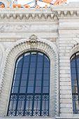 Paladium Window On Union Station In Denver