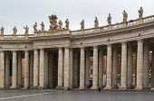 St. Peter's Square Colonnades, Vatican