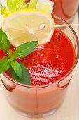 Fresh Tomato Juice