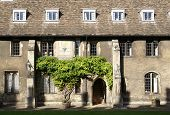 Corpus Christi College Old Court Cambridge University