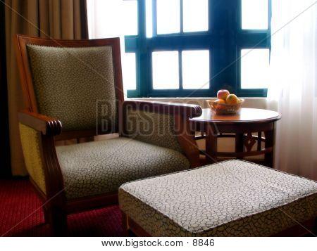 Hotel Living Room poster