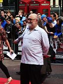 Alexei Sayle At Scott Pilgrim Vs The World In Central London 18Th August 2010