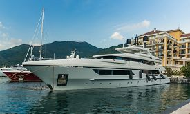 pic of mansion  - Yacht at Luxury Waterfront Mansion in Porto Montenegro - JPG