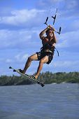 Kite Surfing In Brazil