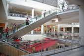 stock photo of shopping center  - The universal store - JPG