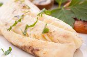 Tilapiini Filet with Vegetable