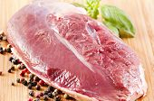 pic of barbary duck  - Duck breast - JPG