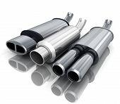 Three Car-pipe