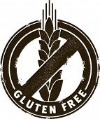 Sello libre de gluten
