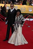 LOS ANGELES - JAN 29:  Cicely Tyson arrives at the 18th Annual Screen Actors Guild Awards at Shrine Auditorium on January 29, 2012 in Los Angeles, CA