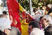 Demonstrationen in Sevilla 2