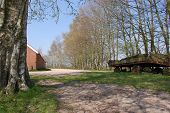 pic of farm-house  - Country living love the nature - JPG