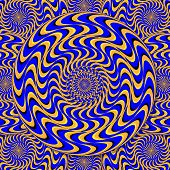 Mystic Motion Wheels  (motion illusion)