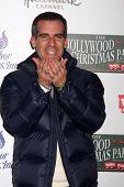 LOS ANGELES - NOV 25:  Gil Garcetti arrives at the 2012 Hollywood Christmas Parade at Hollywood & Highland on November 25, 2012 in Los Angeles, CA