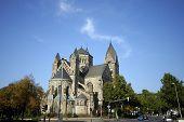 Herz Jesu Kirche In Koblenz, Germany