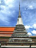 Little Prang In Wat Arunratchawararam