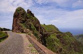 Road On The Cliff