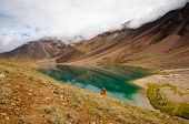 Chandertal Lake In Spiti