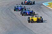 Campeonato Europeu de F3, 2011