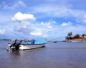 foto of west indies  - Fishing Boats Buccoo bay Tobago Trinidad  - JPG