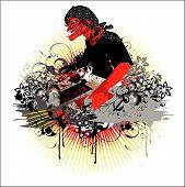 DJ Cepot.eps