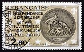 Postage Stamp France 1983 Treaties Of Versailles And Paris