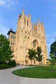 National Cathedral in Washington DC, USA