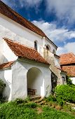 Viscri Fortified Church, Transylvania.