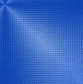 Abstract tech background with deep gradient blues