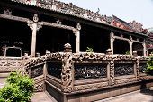 Guangzhou, China, the Chen clan academy of ancient buildings