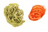 Tagliatelle And Tomato